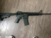 For Sale: AR-15 Rugger 556