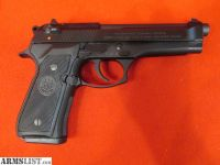 """For Sale: Beretta 92FS Semi Auto Pistol, 9mm, 4.9"""""""