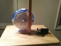 Humidifier small great for desk/office euc