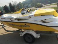2005 sea doo sportster boat. 155hp nice