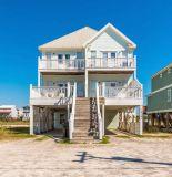 Furnished Gulf-Front Duplex Unit in Gulf Shores, AL!
