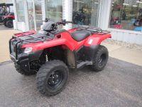 2015 Honda FourTrax Rancher ES Utility ATVs Warsaw, IN