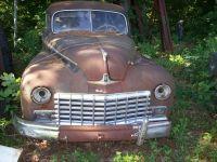 1947 Dodge Convertible