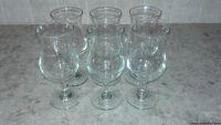 TULIP WINE-COCKTAIL-FROZEN DRINK GLASSES