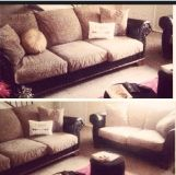 $400, Cheetah sofa set for sell
