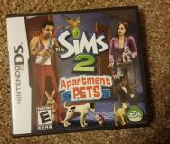 Sims 2 Apartment Pets for Nintendo DS