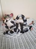 2001 ANBACO CREATIONS, 12 INCHES LONG CAT,EXCELLENT CONDITION, SMOKE FREE HOUSE