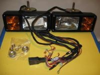 Buy WESTERN UNIMOUNT MVP 12-PIN SNOW PLOW LIGHTS- NEW WITH HARNESS 66611 motorcycle in Oak Creek, Wisconsin, US, for US $245.00