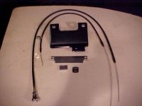 Find 1969 1970 GTO RAM AIR CABLE KIT MADE IN THE U.S.A. motorcycle in Cleveland, Ohio, US, for US $104.00