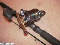 For Sale: reel & pole