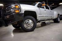 2016 Chevrolet Silverado 3500 HD LTZ 4X4 DRW 6.6L Duramax Diesel Allison