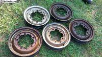 Old Original German 15' Smoothie VW Beetle Wheels