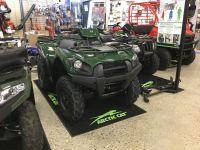 2018 Kawasaki Brute Force 750 4x4i Sport-Utility ATVs Gaylord, MI
