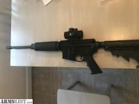 For Sale: Bnib unfired ar15 w/red dot sight