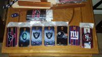 NIB NFL Phone Case Covers for Samsung Galaxy S4