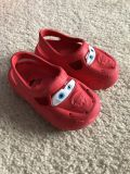 Size 7/8 Disney Cars Lightning McQueen shoes