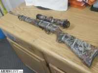 For Sale: RUGER 10/22 VISTA CAMO WITH MATCHING SCOPE