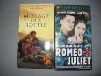 Message In a Bottle/Romeo & Juliet VHS