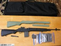 For Sale: PREBAN SPRINGFIELD M1a AS NEW RARE FIND USGI PARTS