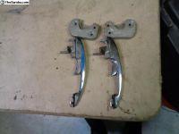 Ghia 68-74 Front Door Handles & Latches
