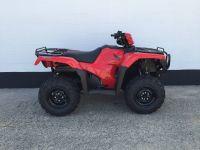2018 Honda FourTrax Foreman Rubicon 4x4 Automatic DCT Utility ATVs Aurora, IL