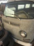 Rust free 68 pop top Westy camper bus