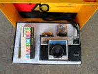Vintag Kodak Instamatic X 25 Color Outfit 35mm Camera Flash