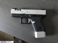 For Sale/Trade: Gen 4 glock 43 custom