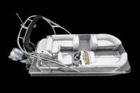 2017 Avalon 16' Eagle Cruise Pontoons Boats Lancaster, NH