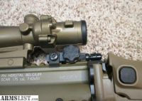 For Sale: FNH SCAR 17S in .308 with Trijicon ACOG Scope