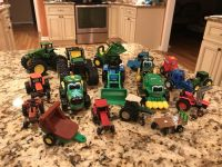 Lots of Tractors - John Deere and Others