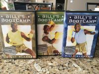 Billy Blanks Bootcamp DVDs