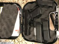 For Sale: Glock 23 gen 3 case 3 mags