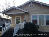 AVAILABLE NOW! 4 bedroom/2 bath at E. 16th & High - walking distance to downtown and campus!