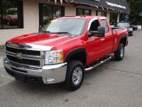 "Used 2008 Chevrolet Silverado 2500HD 4WD Ext Cab 143.5"" LT w/1LT, 130,180 miles"