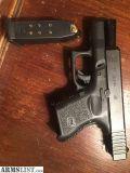 For Sale: Glock 27 .40 S&W