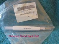 Thermco Blood Bank refrigeration thermometer