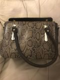 Leather Purse/ New