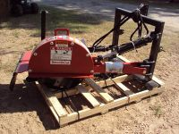 New PTO driven stump grinders for tractors