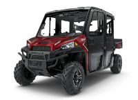 2018 Polaris Ranger Crew XP 1000 EPS Northstar Edition Side x Side Utility Vehicles Woodstock, IL