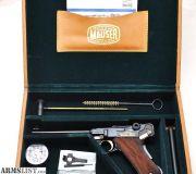 For Sale: RARE MAUSER NAVY GERMAN LUGER 9MM