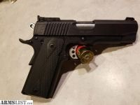 For Trade: Kimber pro carry 1 series