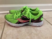 women s saucony fastwitch 6 running shoes size 7.5