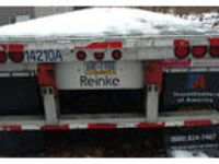 2004 Rinke Flatbed-Trailer Trailer in Greenville, PA