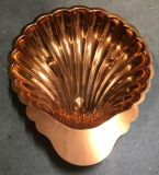 Vintage Coppercraft Guild Shell Dish/Tray