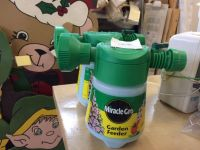 Miracle grow sprayers -2 for &5