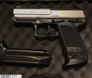 For Sale: HK USP .40 compact stainless