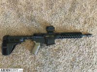 For Sale/Trade: BPM AR 15 Pistol