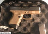 For Sale: Glock 26 FDE