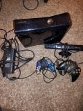 Xbox 360. And accessories